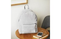 Eastpak Padded Sleek'r Suede Grey - Soldes