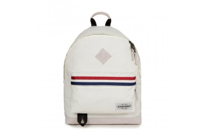 Eastpak Wyoming Into Retro White - Soldes