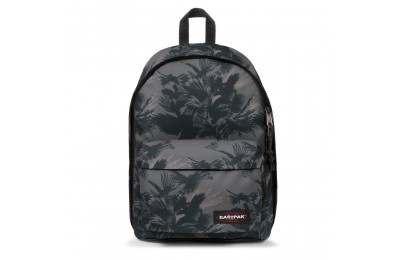 Eastpak Out Of Office Dark Forest Black - Soldes