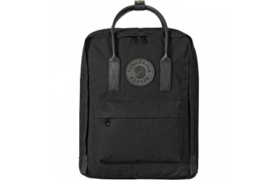 FJALLRAVEN Kånken No.2 Mini - Sac à dos - with black handles noir Noir - Soldes