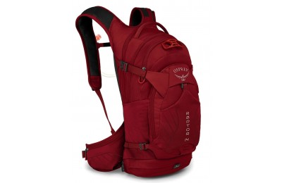 [BLACK FRIDAY] Osprey Sac à dos VTT Homme - Raptor 14 Wildfire Red - Marque