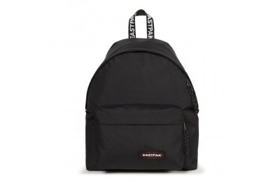 Eastpak Padded Pak'r® Black Webbed - Soldes