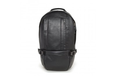 Eastpak Floid Black Ink Leather - Soldes