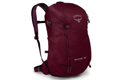 [BLACK FRIDAY] Osprey Sac de randonnée Femme - Skimmer 20 Plum Red