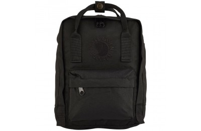 FJALLRAVEN Re-Kånken Mini - Sac à dos - noir Noir
