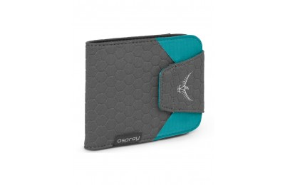 [BLACK FRIDAY] Osprey Portefeuille RFID - Quicklock RFID Wallet Tropic Teal