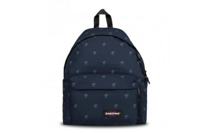 Eastpak Padded Pak'r® Palm Tree Navy - Soldes