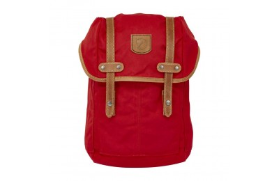FJALLRAVEN No.21 - Sac à dos - Mini rouge Rouge