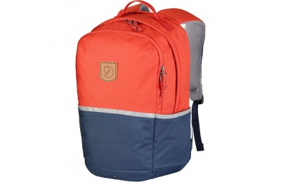 FJALLRAVEN High Coast - Sac à dos Enfant - orange/bleu Orange - Soldes