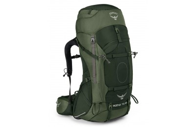 [BLACK FRIDAY] Osprey Sac de trekking homme - Aether AG 70 Adirondack Green - Marque