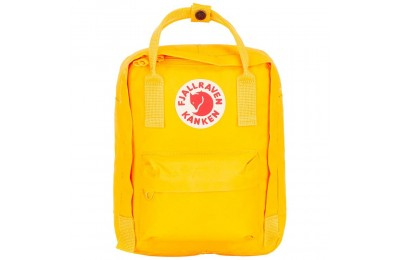 [BLACK FRIDAY] FJALLRAVEN Kånken - Sac à dos Enfant - jaune Jaune