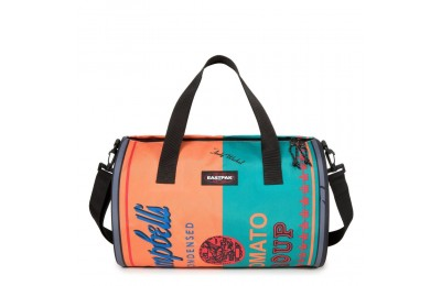 Eastpak Duffel Can Andy Warhol Carrot Placed - Soldes