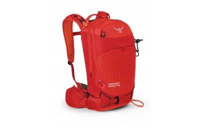 [BLACK FRIDAY] Osprey Kamber 22 Ripcord Red de la gamme