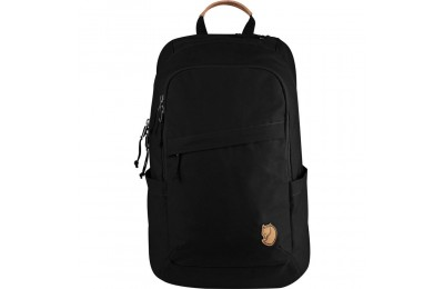 [BLACK FRIDAY] FJALLRAVEN Sac à dos RAVEN 20L poche ordinateur Noir