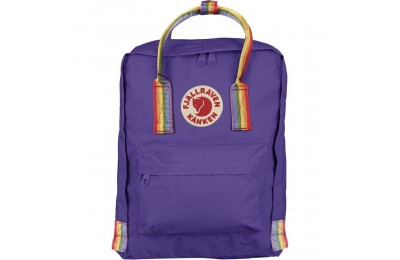 [BLACK FRIDAY] FJALLRAVEN Kånken Rainbow - Sac à dos - violet Violet
