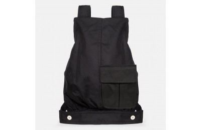 Eastpak Raf Simons Coat Bag Black Structured - Soldes