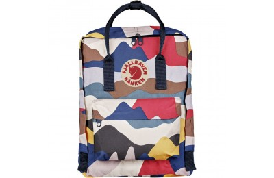 [BLACK FRIDAY] FJALLRAVEN Kånken Art - Sac à dos - Multicolore Multicolore