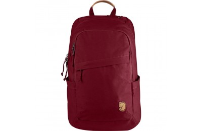 [BLACK FRIDAY] FJALLRAVEN Sac à dos RAVEN 20L poche ordinateur Bordeaux