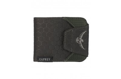 Osprey Portefeuille RFID - Quicklock RFID Wallet Shadow Grey - Soldes