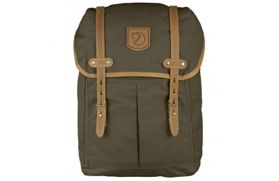 FJALLRAVEN No. 21 - Sac à dos - Medium olive Olive - Soldes