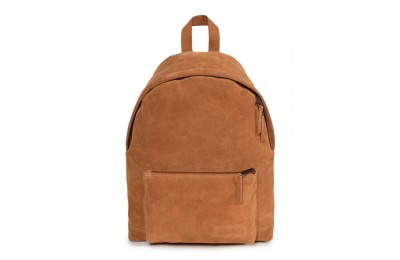 Eastpak Padded Sleek'r Suede Rust - Soldes