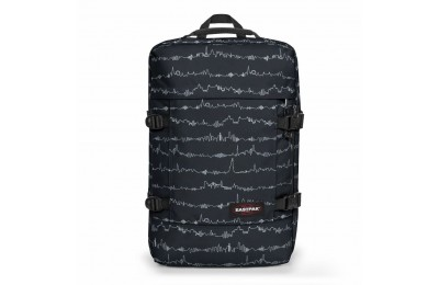 Eastpak Tranzpack Beat Black - Soldes