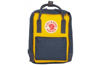 [BLACK FRIDAY] FJALLRAVEN Kånken Mini - Sac à dos - jaune/bleu Bleu