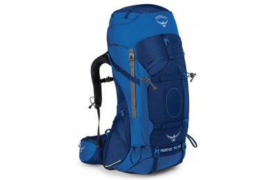 [CYBER MONDAY] Osprey Sac de trekking homme - Aether AG 70 Neptune Blue - Marque