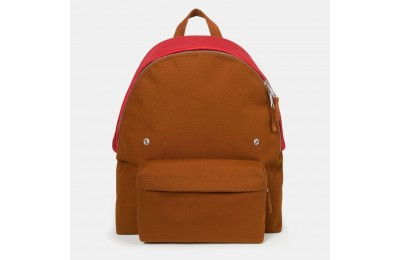 Eastpak Raf Simons Padded Pak'r® Rust Canvas - Soldes