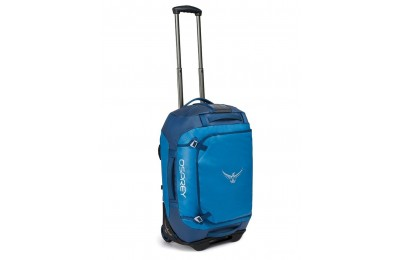 [BLACK FRIDAY] Osprey Sac de voyage à roulettes - Rolling Transporter 40 Kingfisher Blue