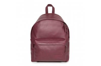 Eastpak Padded Pak'r® Wine Leather - Soldes