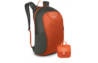 Osprey Sac à dos - Ultralight Stuff Pack Poppy Orange - 2017/18 - Soldes