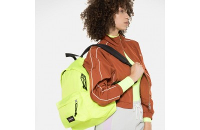 Eastpak Padded Pak'r® Fluo Yellow - Soldes