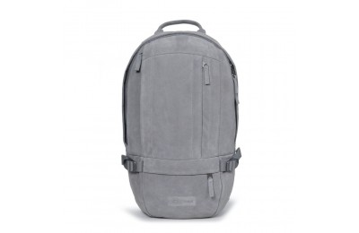 Eastpak Floid Suede Grey - Soldes