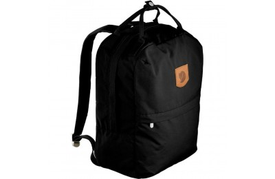 [BLACK FRIDAY] FJALLRAVEN Greenland Zip - Sac à dos - Large noir Noir