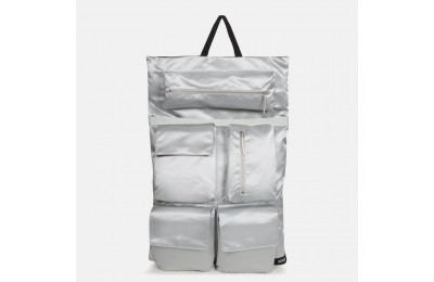 Eastpak Raf Simons Poster Backpack Satin Couple White