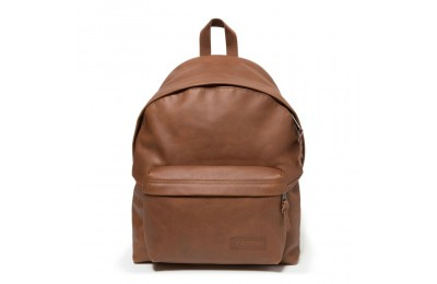 Eastpak Padded Pak'r® Brownie Leather - Soldes