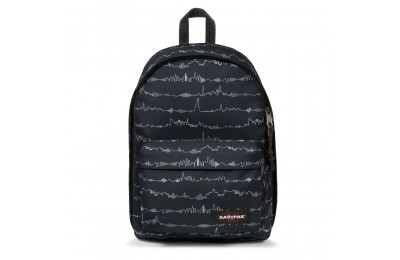 Eastpak Out Of Office Beat Black - Soldes