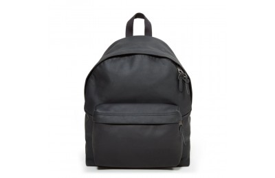 Eastpak Padded Pak'r® Black Ink Leather - Soldes