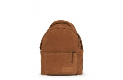 Eastpak Orbit Sleek'r Suede Rust - Soldes