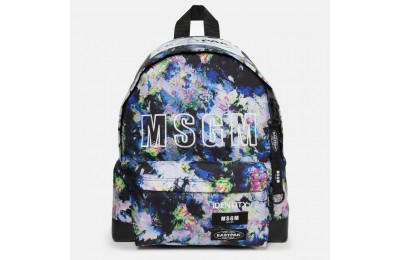 Eastpak M S G M Padded Flowers - Soldes
