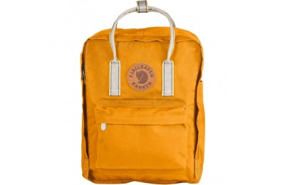 FJALLRAVEN Kånken Greenland - Sac à dos - jaune/orange Jaune