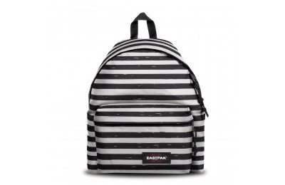 Eastpak Padded Pak'r® Stripe-it Black - Soldes