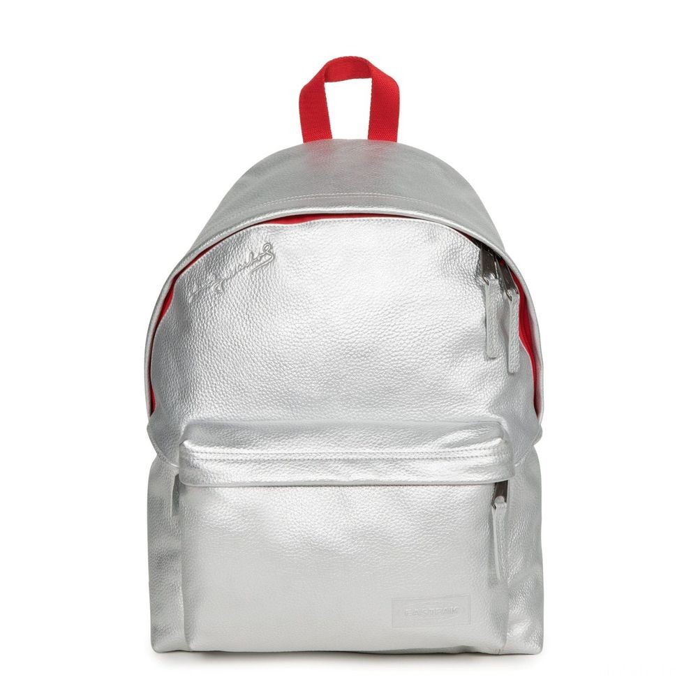 Eastpak Padded Pak'r® Andy Warhol Silver Can - Soldes