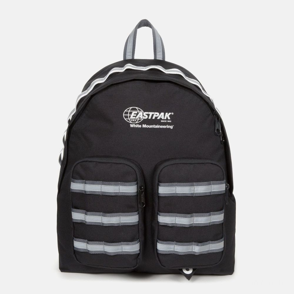 [CYBER MONDAY] Eastpak White Mountaineering Doubl'r Black