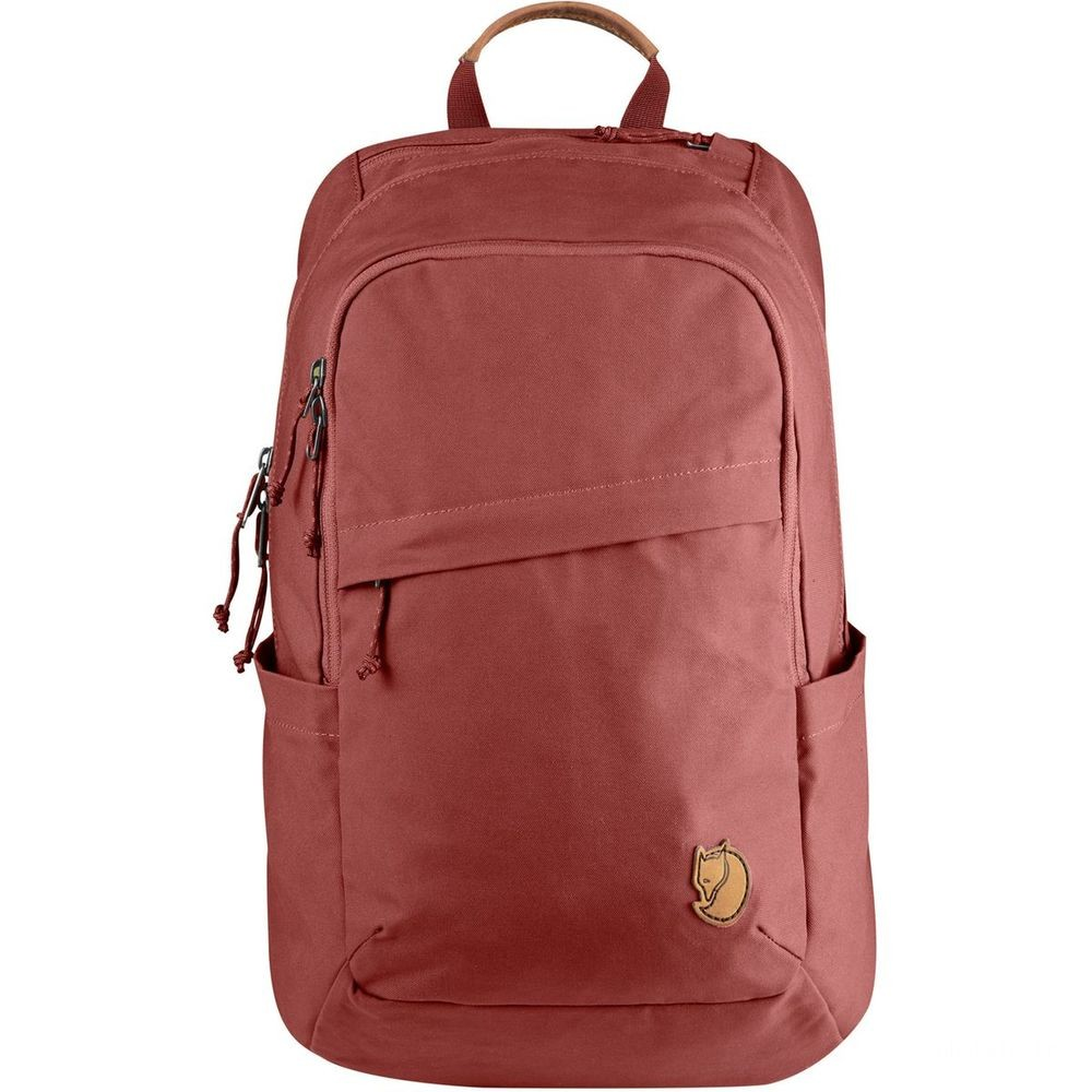 [BLACK FRIDAY] FJALLRAVEN Räven 20 - Sac à dos - rouge Rouge