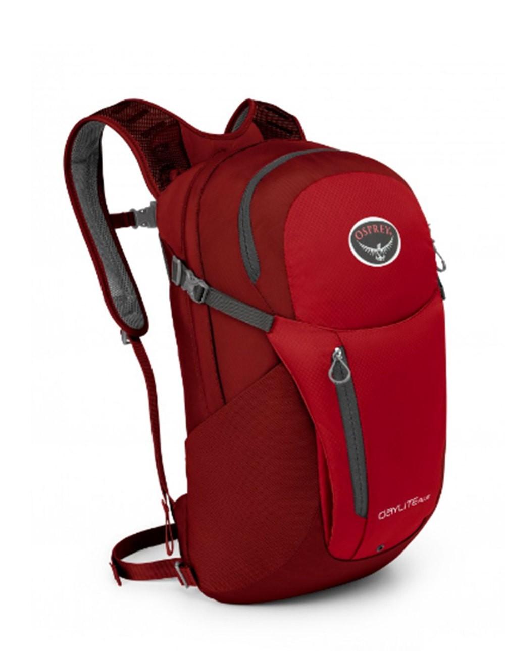 Osprey Sac à dos de randonnée - Daylite Plus Real Red 20L
