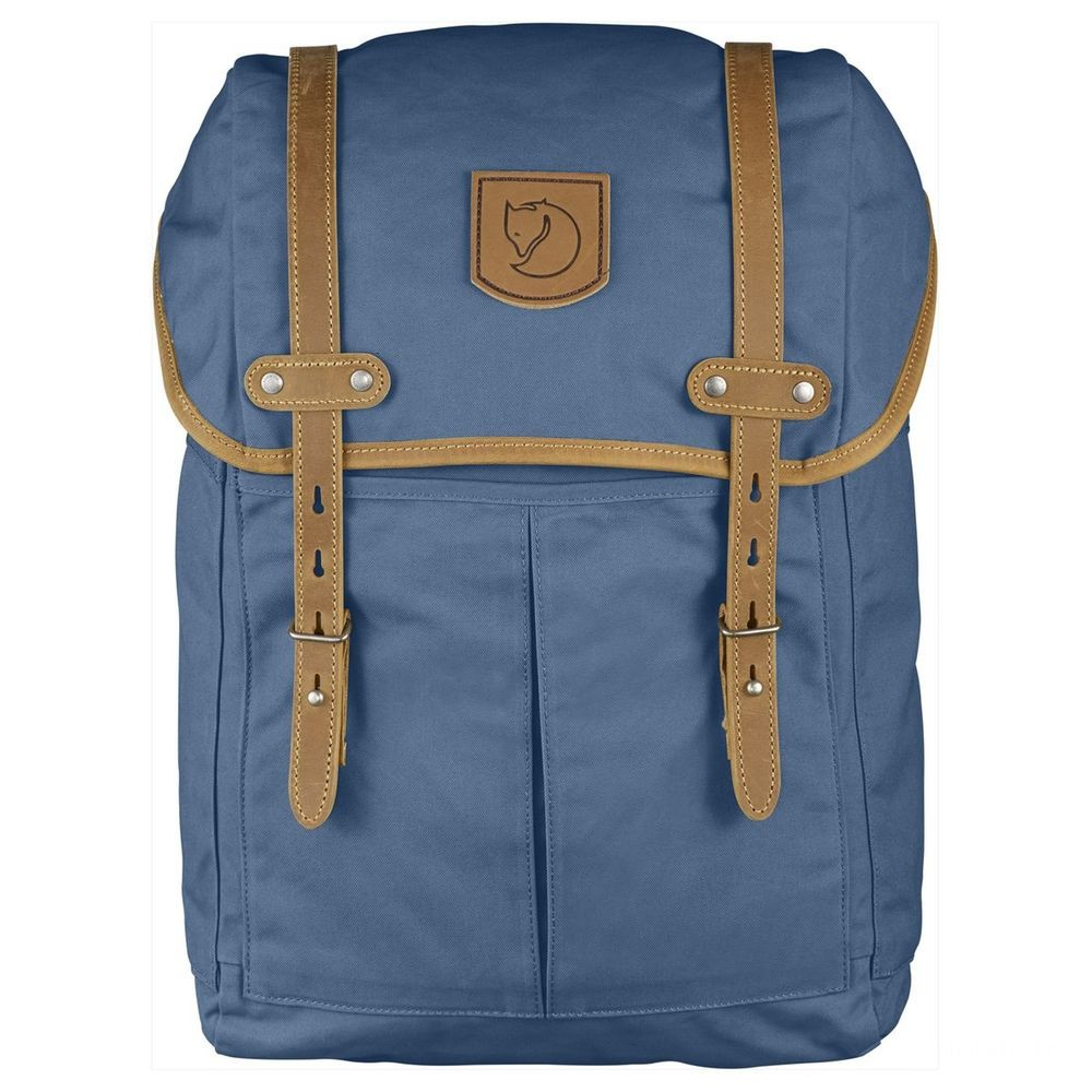 [BLACK FRIDAY] FJALLRAVEN No. 21 - Sac à dos - Medium bleu Bleu
