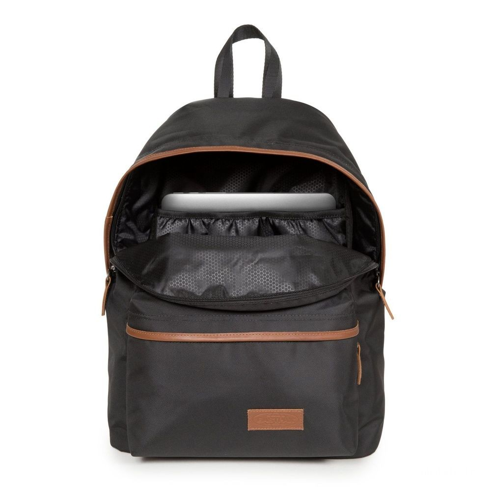 Eastpak Padded Pak'r® Constructed Contrast Brown