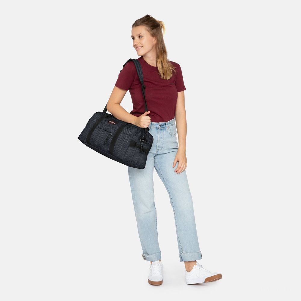 Eastpak Compact + Stripe-it Cloud - Soldes
